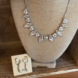 Chloe + Isabel necklace and earring set